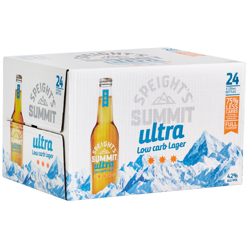 Speights Summit Ultra Low Carb 24pk