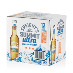 Speights Summit Ultra Low Carb 12pk