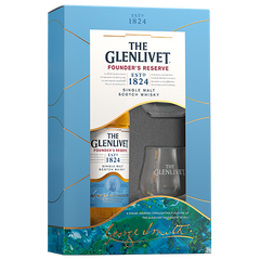 The Glenlivet Founder's Reserve 700ml Gift Box