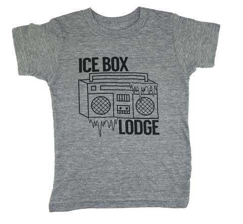 Ice Box Lodge Tee