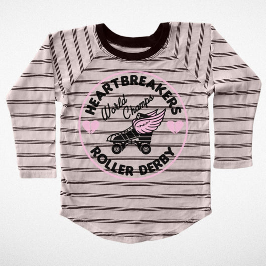 Heartbreakers Raglan