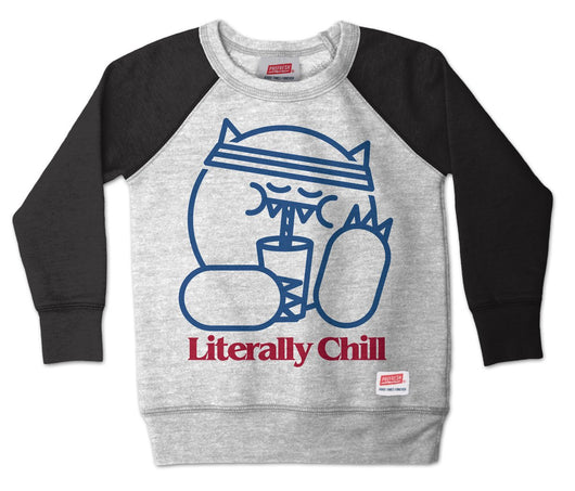 Literally Chill Sweatshirt