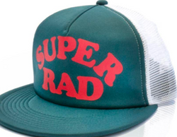 Super Rad Trucker Hat
