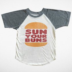 Sun Your Buns Raglan