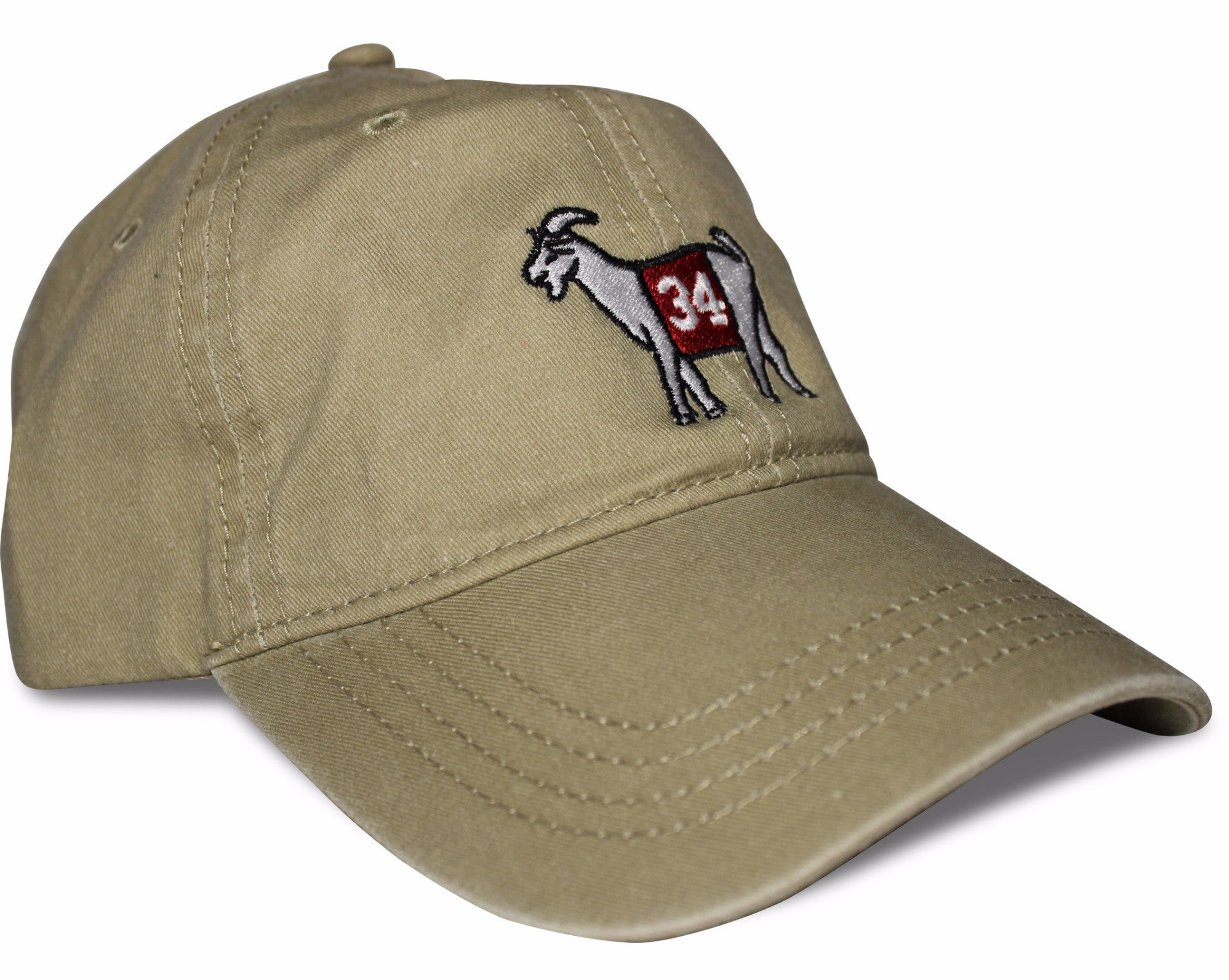 Georgia #34 GOAT Dad hat