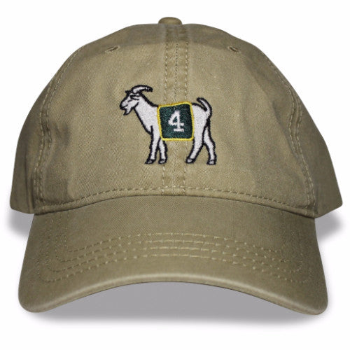 Green Bay #4 GOAT Dad hat