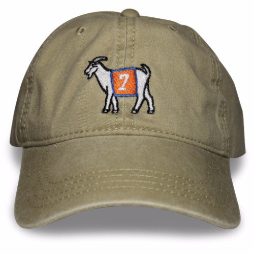 Denver #7 GOAT Dad hat