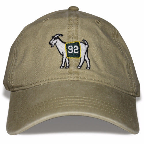 Green Bay #92 GOAT Dad hat