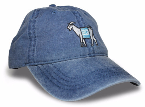 Carolina #23 GOAT Dad hat (Navy)
