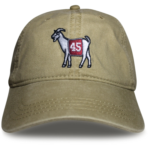Ohio State #45 GOAT Dad hat