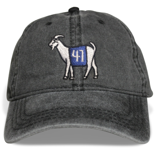 Dallas #41 GOAT Dad hat (Black)