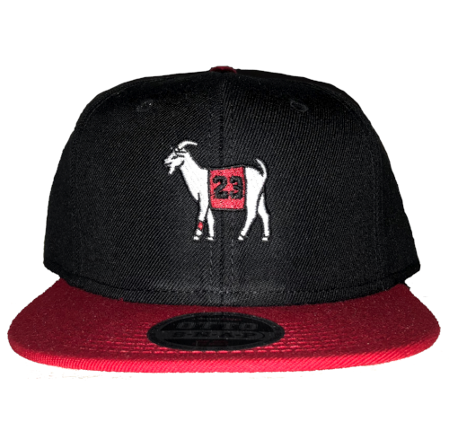 Chicago #23 GOAT Snapback Hat