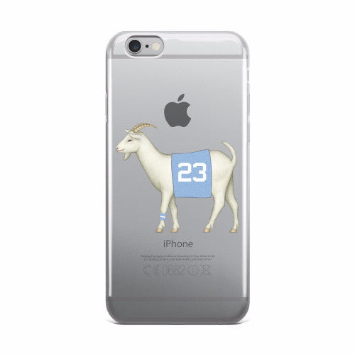 Carolina #23 iPhone case