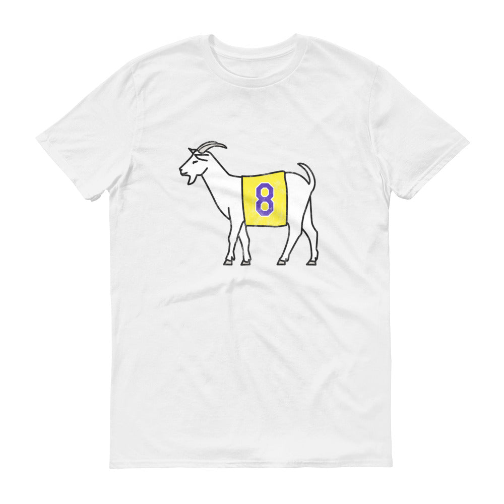Los Angeles #8 GOAT Short-Sleeve T-Shirt