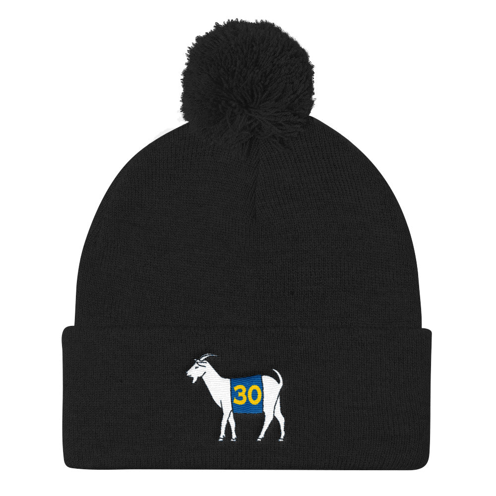 Golden State #30 Knit Cap