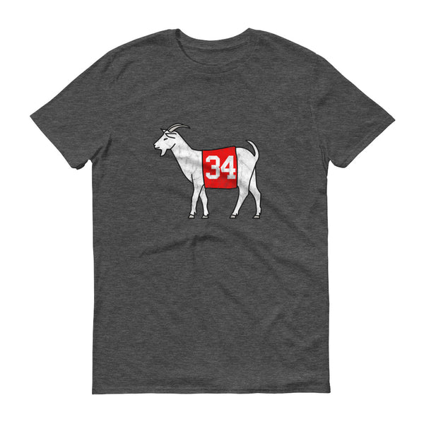 Georgia #34 Short-Sleeve T-Shirt