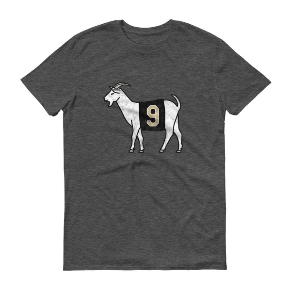 New Orleans #9 GOAT Short-Sleeve T-Shirt