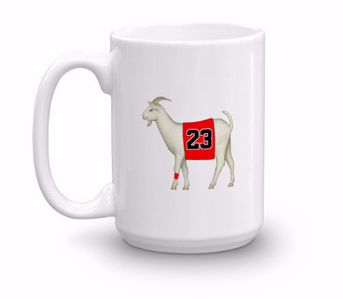 Chicago #23 GOAT Mug