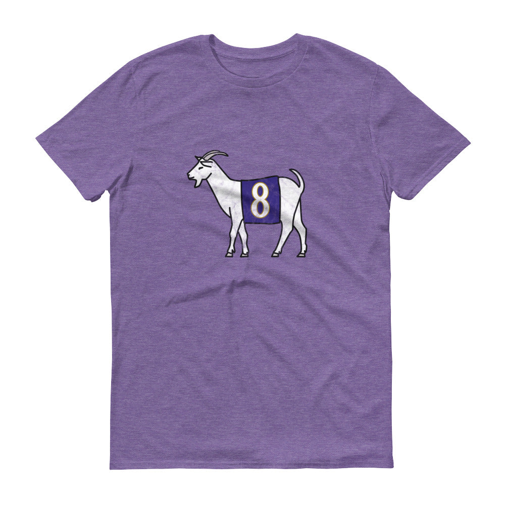 Baltimore #8 Short-Sleeve T-Shirt