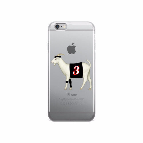 Philly #3 iPhone case