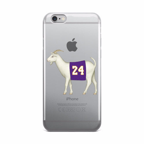 Los Angeles #24 iPhone case