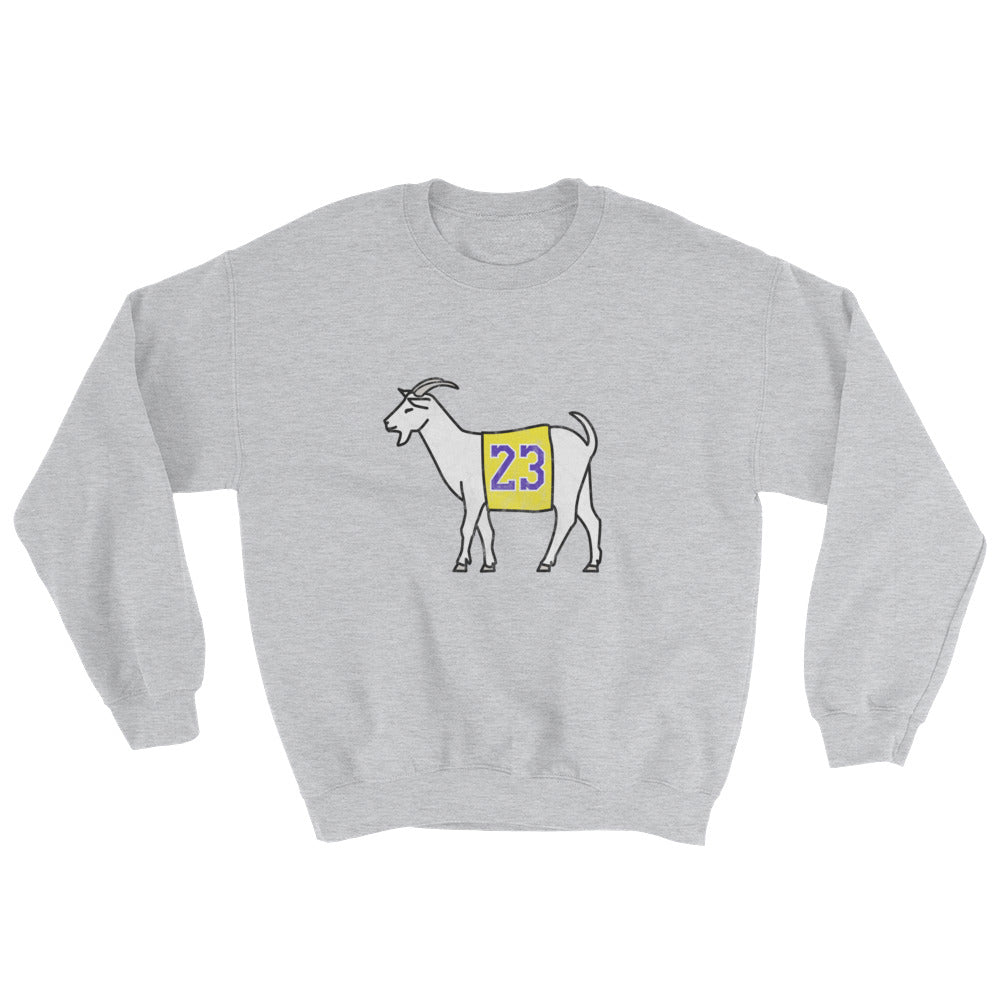 Los Angeles #23 GOAT Sweatshirt