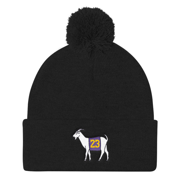 Los Angeles Lakers #23 Knit Cap