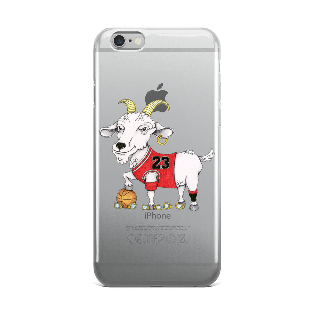goat phone case iphone 6