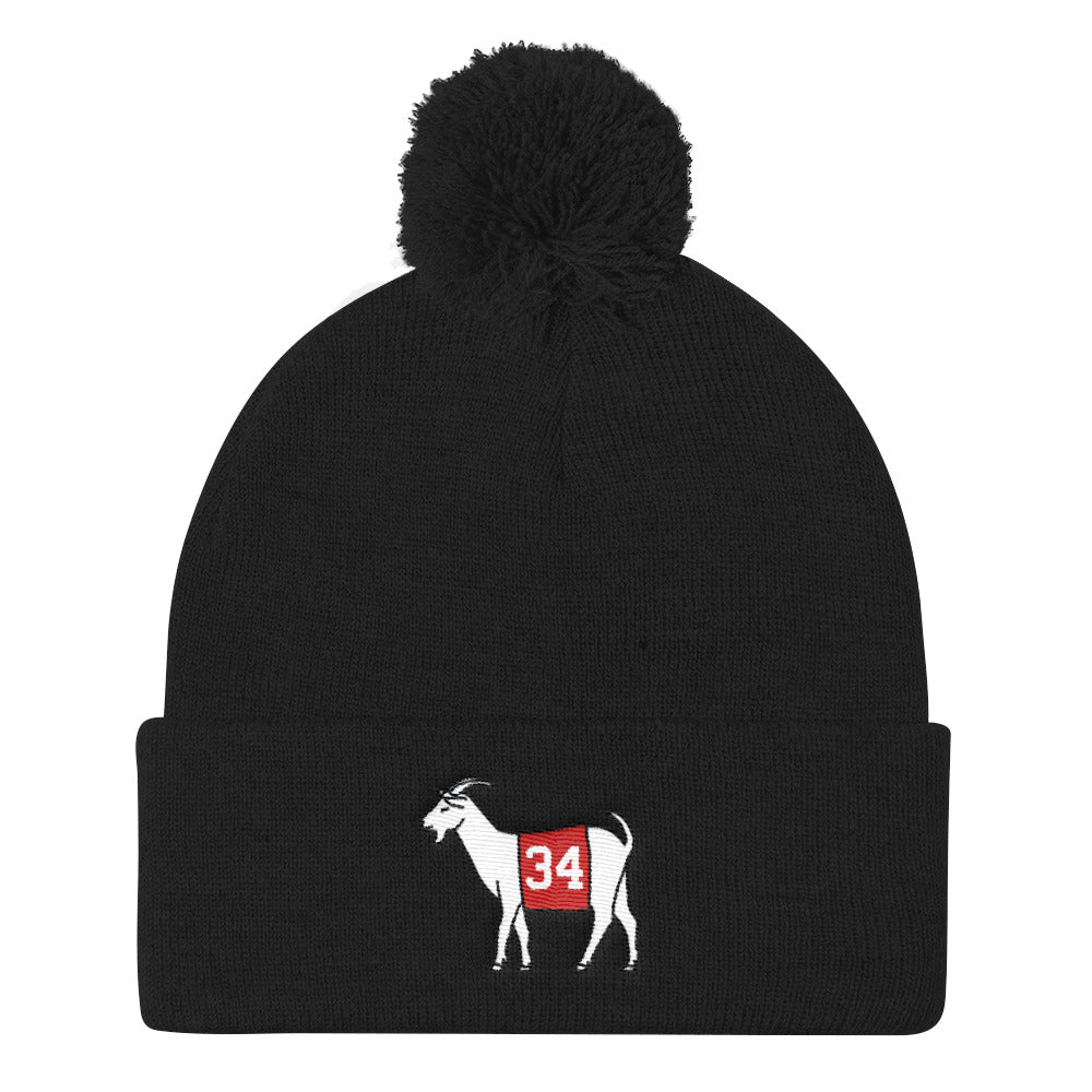 Georgia #34 Knit Cap