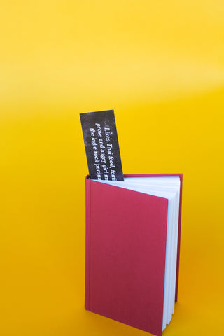 The 10 Things I Hate About You Bookmark