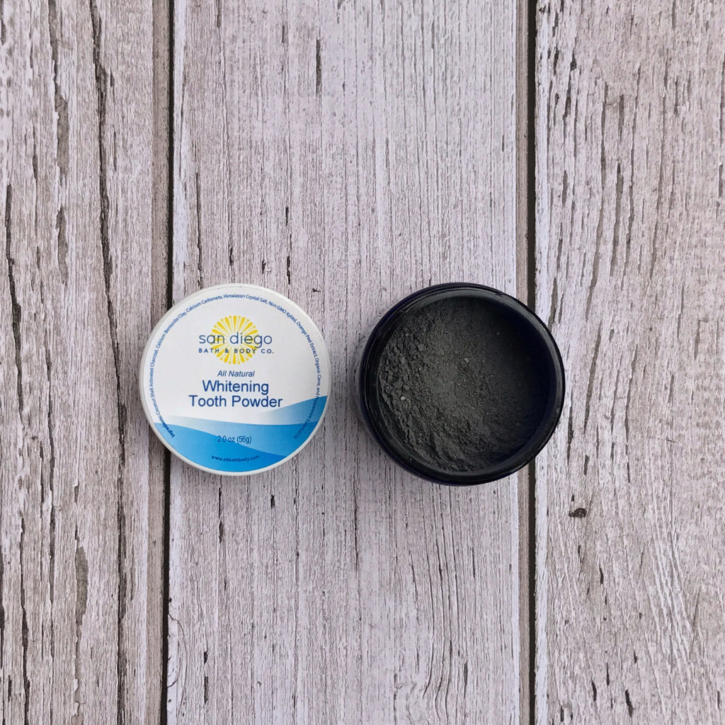 Natural Tooth Whitening Powder