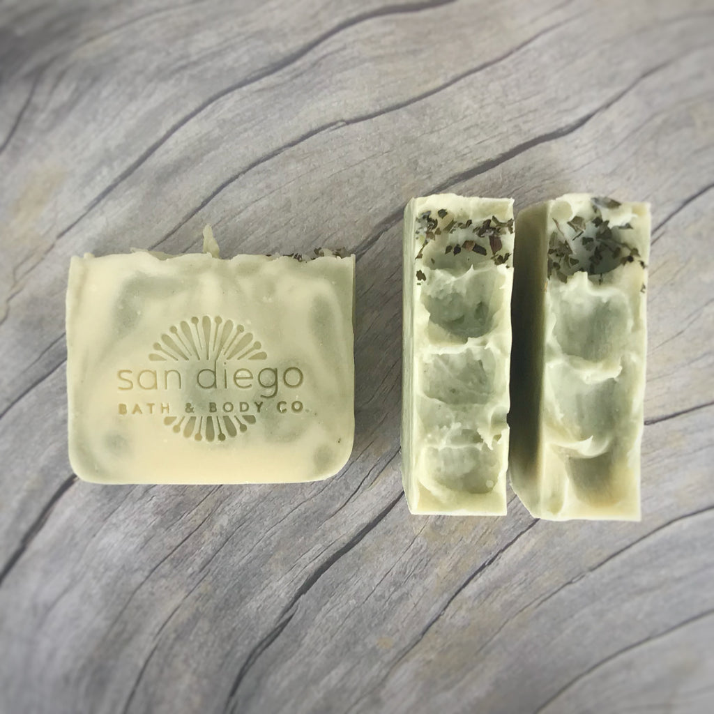 California Dreams Soap - San Diego Bath & Body Co.