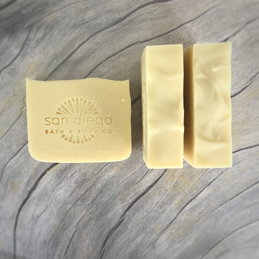 San Diego Dreams Soap - San Diego Bath & Body Co.