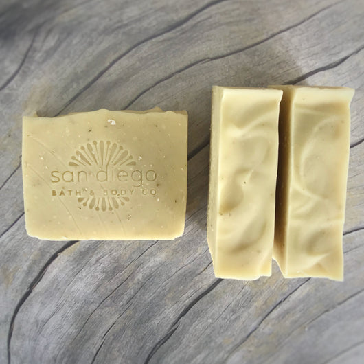 California Therapy Soap - San Diego Bath & Body Co.