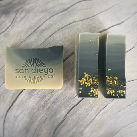 California Stars Soap - San Diego Bath & Body Co.