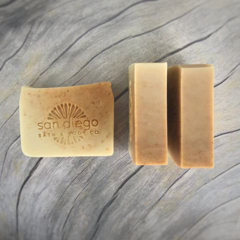 Patchouli Orange Soap - San Diego Bath & Body Co.