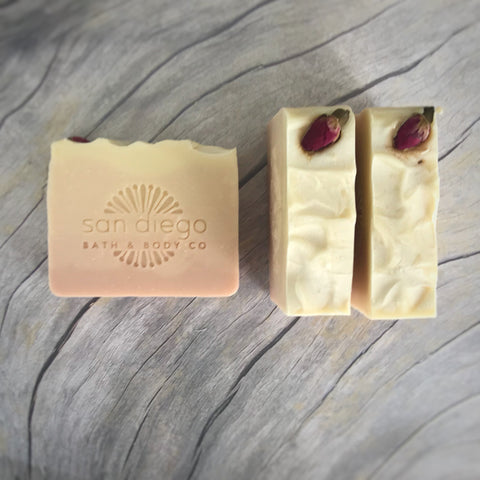 Rose Garden Soap - San Diego Bath & Body Co.