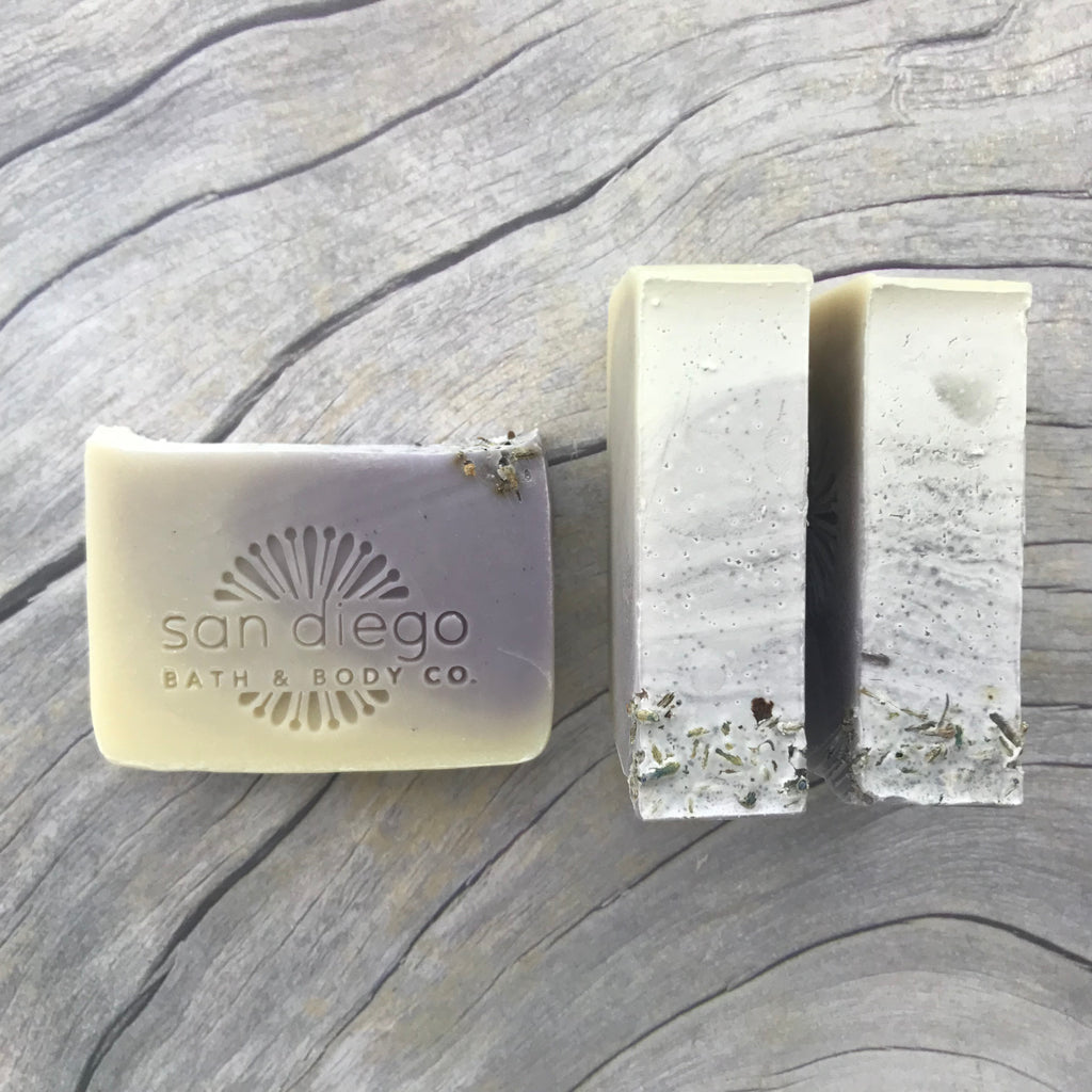 Lavender Fields Soap - San Diego Bath & Body Co.
