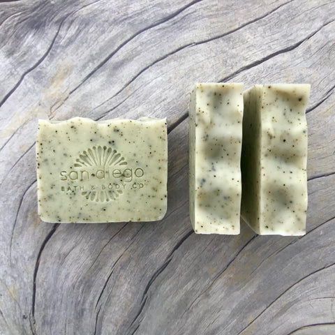 Pacific Ocean Soap - San Diego Bath & Body Co.