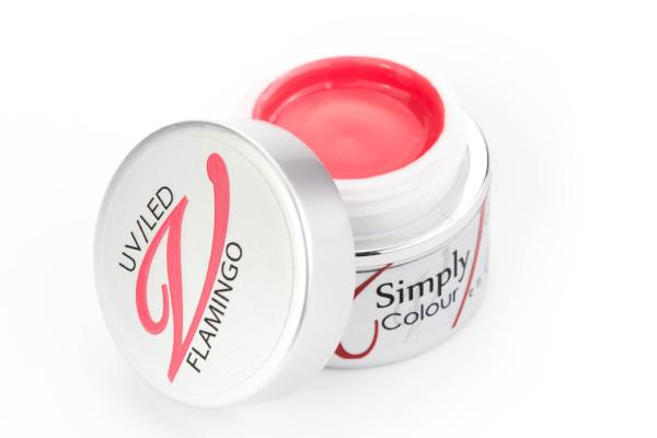 Simply Colour Gel - Flamingo