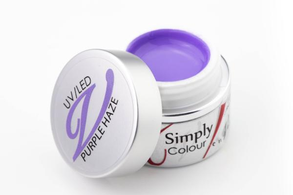 Simply Colour Gel - Purple Haze