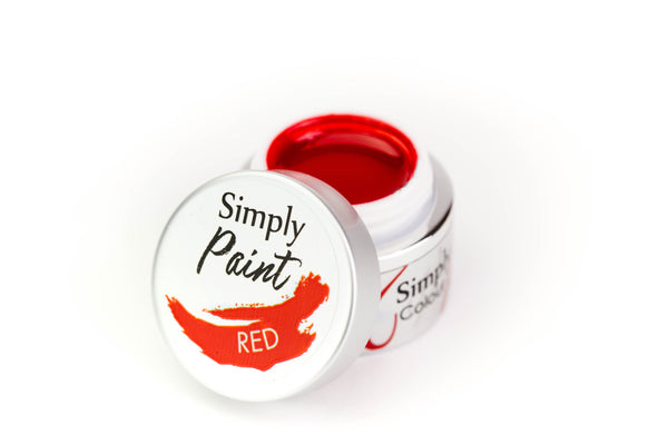 SIMPLY Paint - Red