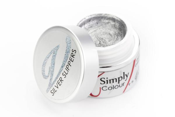 Simply Colour Gel - Silver Slippers