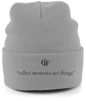 The Travel Quote Beanie