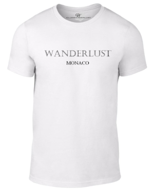 Club Wanderlust - Wanderlust T-shirt Travel T-shirt - Wanderlust