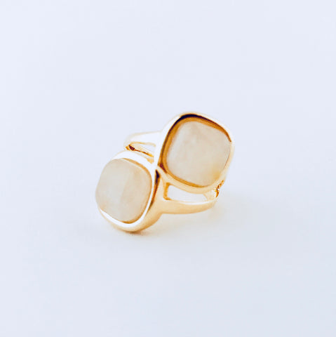 NYC Rutile Quartz Ring