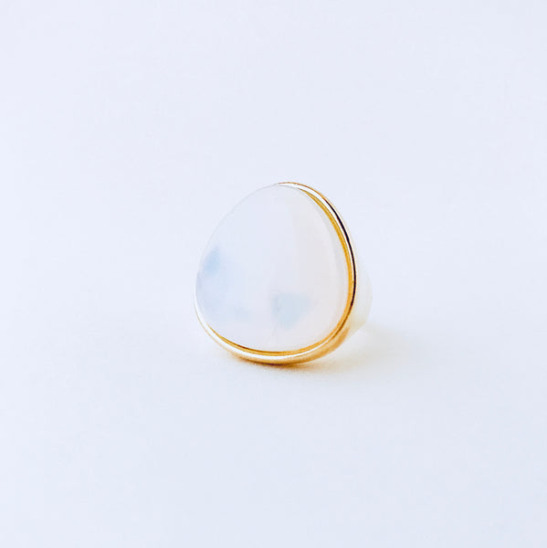 Cayman Opaline Ring