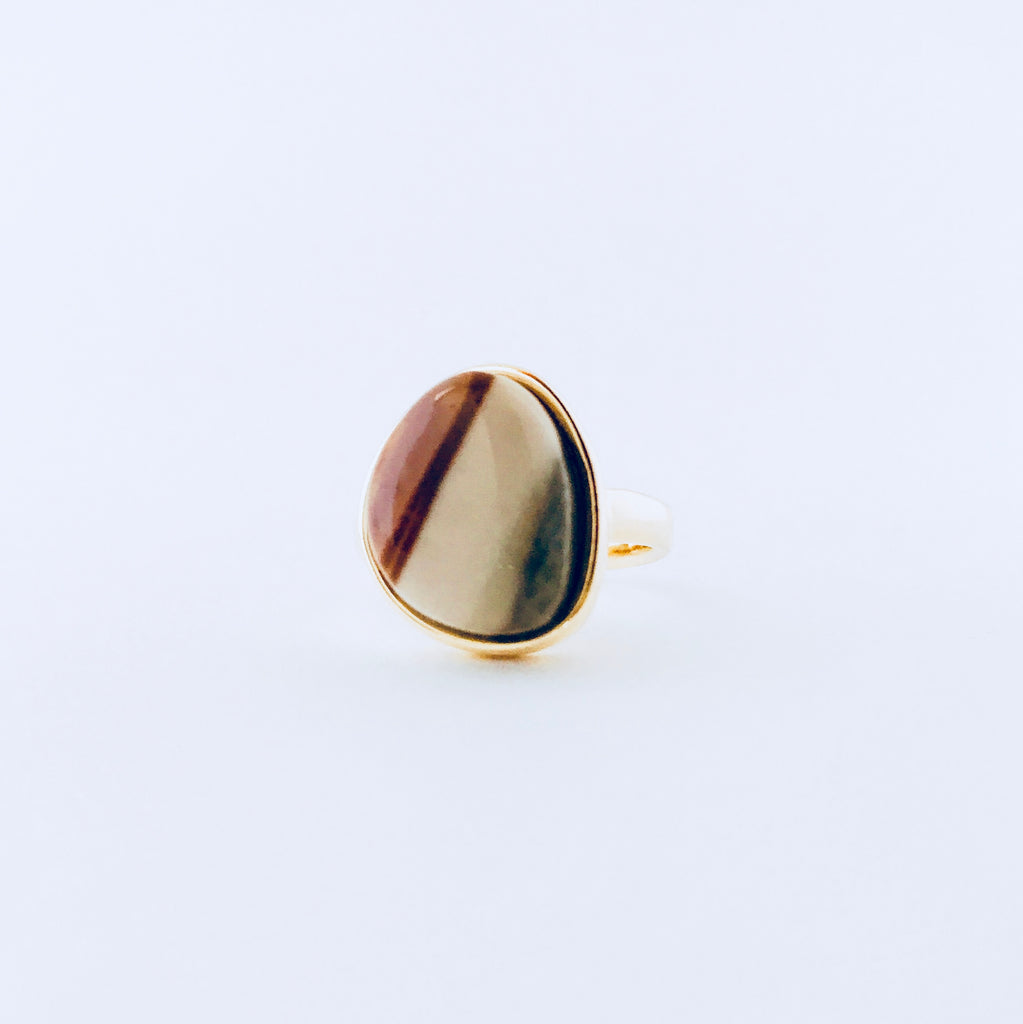 Cayman Jasper Ring