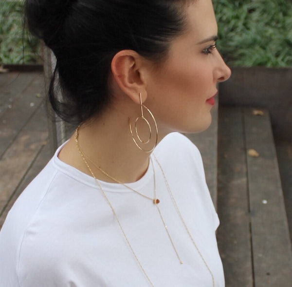 Austin Gold Long Necklace
