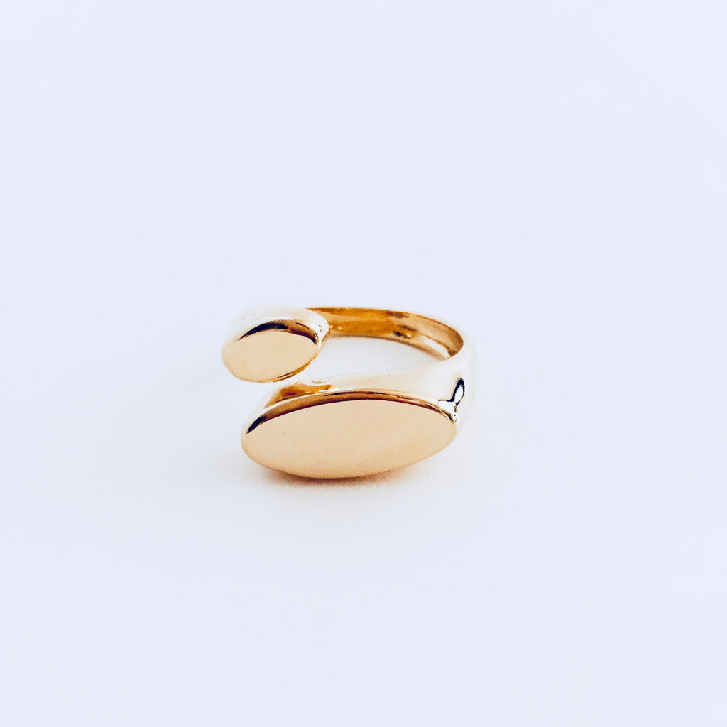 Austin Gold Layered Ring